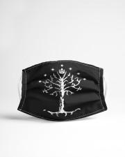 Lotr tree Cloth face mask aos-face-mask-lifestyle-22