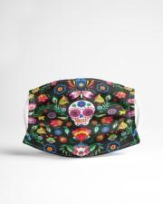 Sugarskull Cloth face mask aos-face-mask-lifestyle-22