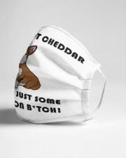 Cheddar Cloth face mask aos-face-mask-lifestyle-21