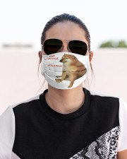 Cheems Crying Dog Cloth face mask aos-face-mask-lifestyle-02