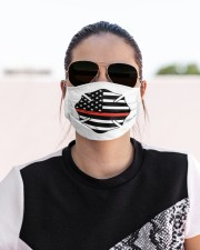 Fire Dept Badge Cloth face mask aos-face-mask-lifestyle-02