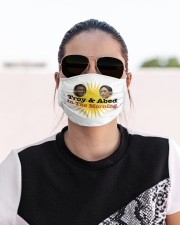 In The Morning Cloth face mask aos-face-mask-lifestyle-02