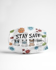 LH Stay Safe Dog Cloth face mask aos-face-mask-lifestyle-22
