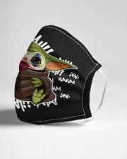 haha Cloth face mask aos-face-mask-lifestyle-21