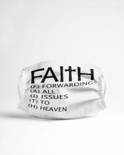 Faith Cloth face mask aos-face-mask-lifestyle-22