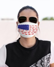 american flag fish Cloth face mask aos-face-mask-lifestyle-02
