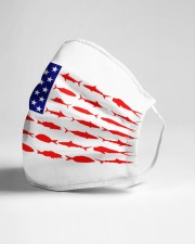 american flag fish Cloth face mask aos-face-mask-lifestyle-21