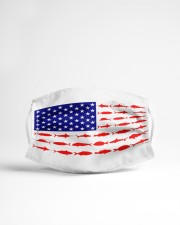 american flag fish Cloth face mask aos-face-mask-lifestyle-22