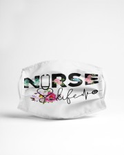 Nurse Life Cloth face mask aos-face-mask-lifestyle-22