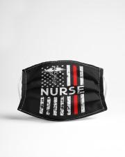 Nurse flag logo Cloth face mask aos-face-mask-lifestyle-22