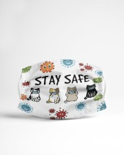 LH Stay Safe Cat Cloth face mask aos-face-mask-lifestyle-22
