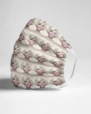 pink bubblegum Cloth face mask aos-face-mask-lifestyle-21