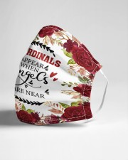 Cardinals appear Cloth face mask aos-face-mask-lifestyle-21