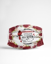 Cardinals appear Cloth face mask aos-face-mask-lifestyle-22