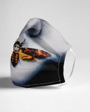 Silence Of The Lambs Cloth face mask aos-face-mask-lifestyle-21