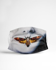 Silence Of The Lambs Cloth face mask aos-face-mask-lifestyle-22