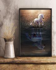 Youself Unicorn 11x17 Poster lifestyle-poster-3