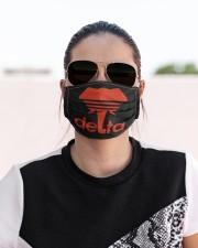 Delta Sigma Theta Cloth face mask aos-face-mask-lifestyle-02