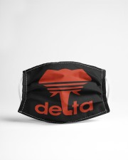 Delta Sigma Theta Cloth face mask aos-face-mask-lifestyle-22