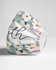 Faith floral Cloth face mask aos-face-mask-lifestyle-21