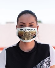 LH I Hate People Cloth face mask aos-face-mask-lifestyle-03