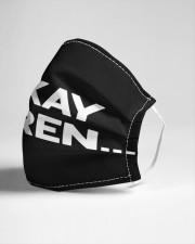 Ok Karen Cloth face mask aos-face-mask-lifestyle-21