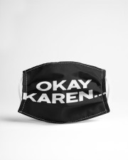 Ok Karen Cloth face mask aos-face-mask-lifestyle-22
