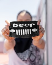LH Beer Jeep Cloth face mask aos-face-mask-lifestyle-07