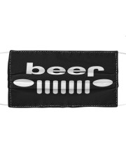 LH Beer Jeep Cloth face mask front