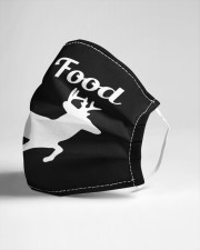 Fast food Cloth face mask aos-face-mask-lifestyle-21