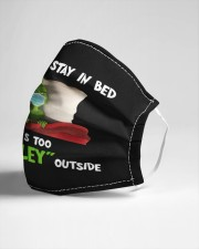 I like to stay in bed Cloth face mask aos-face-mask-lifestyle-21