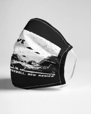 UFO believe Cloth face mask aos-face-mask-lifestyle-21