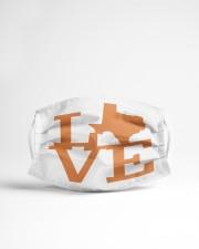 TEXAS LOVE Cloth face mask aos-face-mask-lifestyle-22