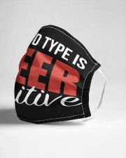 blood type is beer Cloth face mask aos-face-mask-lifestyle-21