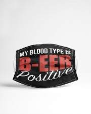 blood type is beer Cloth face mask aos-face-mask-lifestyle-22