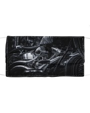 Motorcycle Engine Cloth face mask front