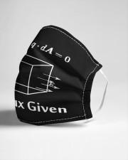 No flux given Cloth face mask aos-face-mask-lifestyle-21