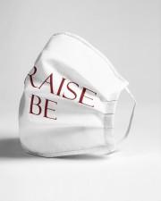 Praise be Cloth face mask aos-face-mask-lifestyle-21