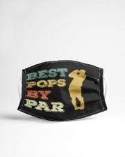 Best Pops By Par golf Cloth face mask aos-face-mask-lifestyle-22