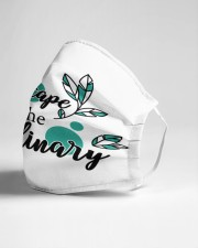 Escape the ordinary Cloth face mask aos-face-mask-lifestyle-21