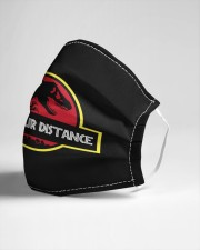 Keep your distance Cloth face mask aos-face-mask-lifestyle-21