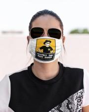 Let Me Speak Cloth face mask aos-face-mask-lifestyle-02