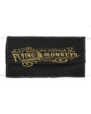 Flying Monkeys OZ Cloth face mask front