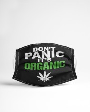 Dont panic It is organic Cloth face mask aos-face-mask-lifestyle-22