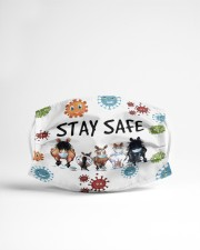 LH Stay Safe Horse Cloth face mask aos-face-mask-lifestyle-22