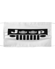 LH Face Jeep Cloth face mask front