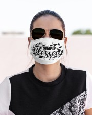 Simply blessed Cloth face mask aos-face-mask-lifestyle-02