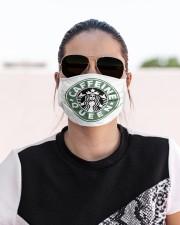 Caffeine Queen Cloth face mask aos-face-mask-lifestyle-02