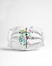 Faith floral Cloth face mask aos-face-mask-lifestyle-22