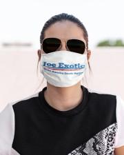Joe Exotic Cloth face mask aos-face-mask-lifestyle-02